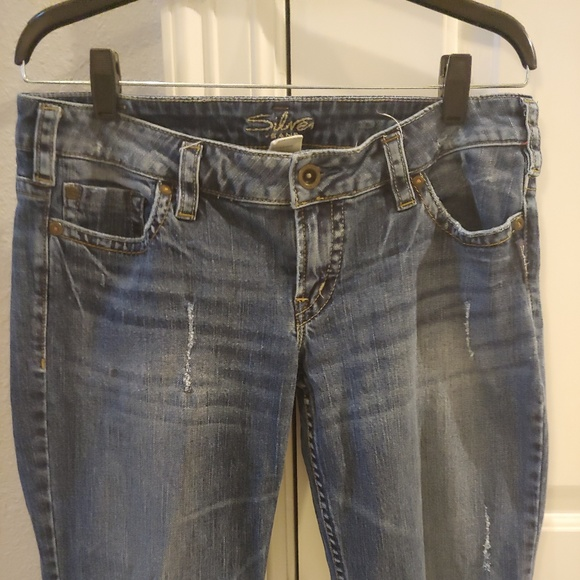 Silver Jeans Denim - Silver Jeans Pioneer Bootcut size 31 x 31